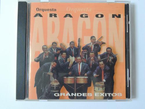 cd grandes exitos orquesta aragon