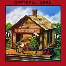cd grateful dead - terrapin station
