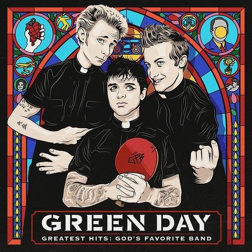 cd green day - greatest hits nuevo y sellado obivinilos