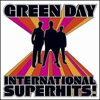 cd green day - international superhits! - coletânea