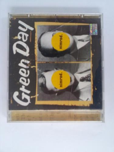 cd green day - nimrod