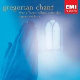 cd gregorian chant choir of king's college, cambridge/stephe