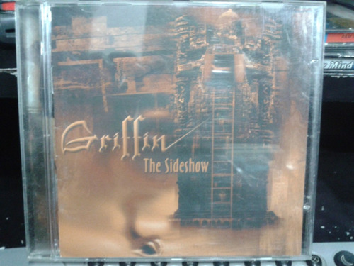cd - griffin - the sideshow