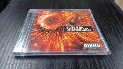 cd grip inc power of inner strength importado en formato cd