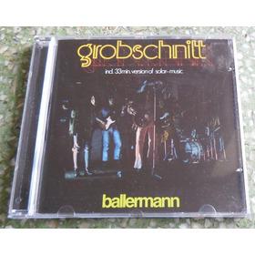 Cd Grobschnitt - Ballermann.