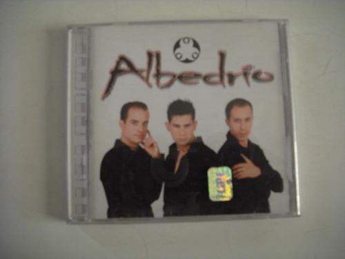 cd grupo albedrio rock pop peru 2000 / (ciber)