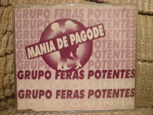 cd grupo feras potentes xô xô galinha single promo