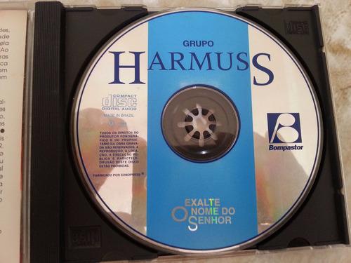 cd grupo harmuss exalte o nome do senhor ja 87