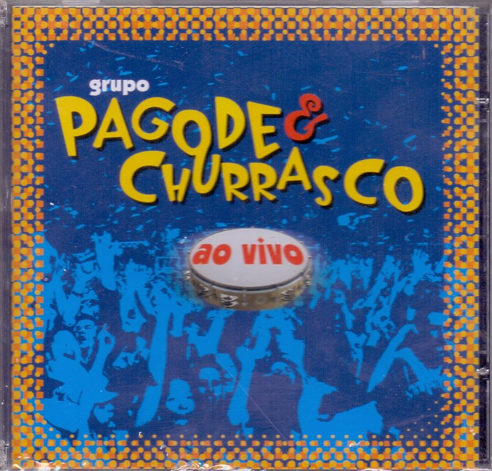 cd pagode e churrasco vol 1