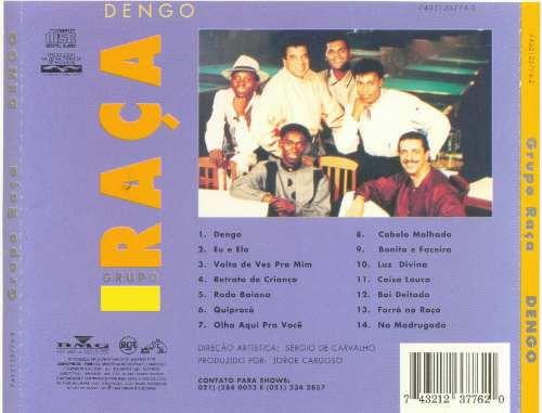 cd grupo raça - dengo