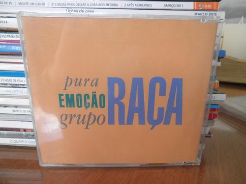 cd grupo raça pura emoção single