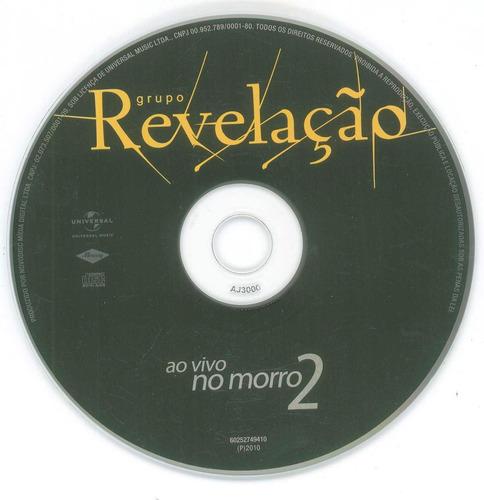 cd grupo revelação