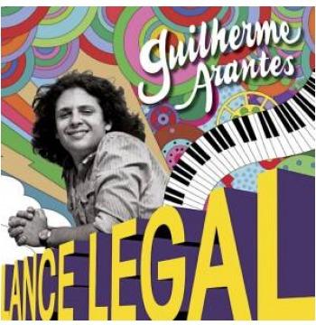 cd -  guilherme   arantes   - lance  legal -  lacrado