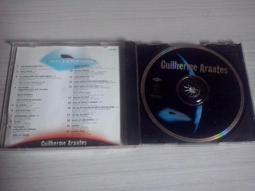 cd guilherme arantes - millennium  coletânia