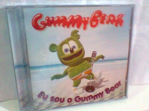 cd gummy bear @ eu sou o gummy  -lacrado-