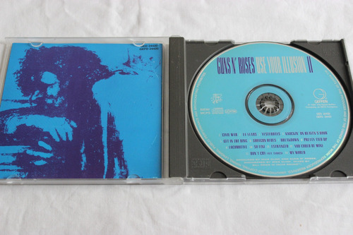 cd guns n roses use your illusion ii