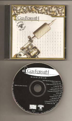 cd guy forsyth - needle gun  (1995)