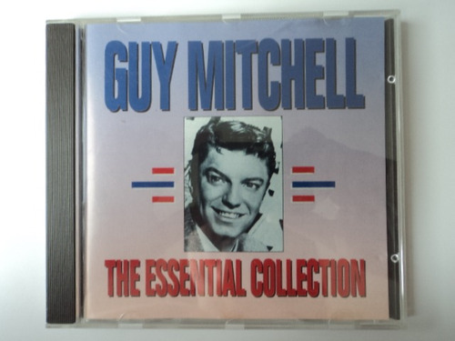cd guy mitchell - the essential collection