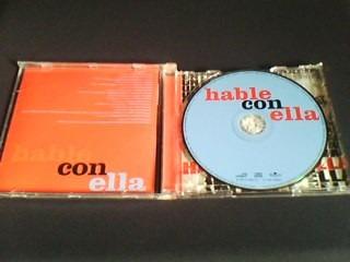 cd hable con ella  (fora de catalogo)