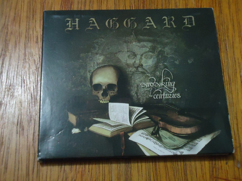 cd haggard:awaking the centuries