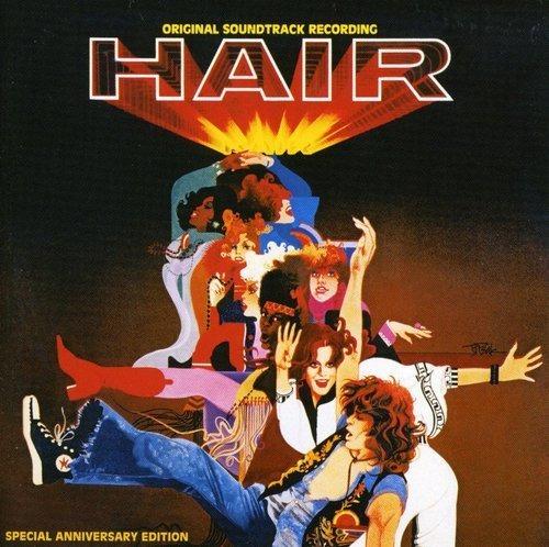 cd : hair (20th anniversary edition) (original soundtrac...
