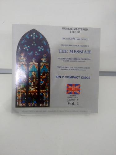 cd handel's messiah vol. 1 (importado) trekus vintage