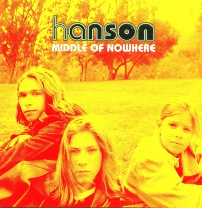 cd hanson - middle of nowhere