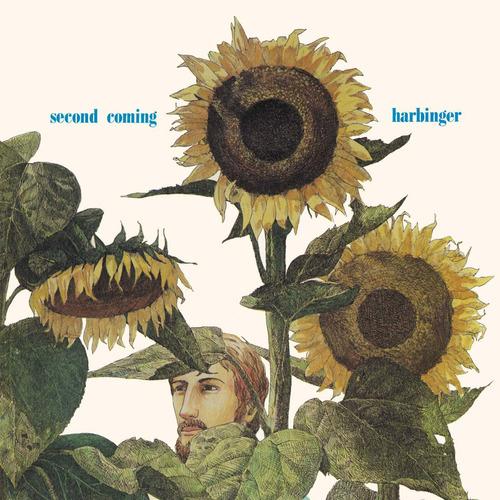 cd harbinger - second coming (psych-folk anos 70) importado