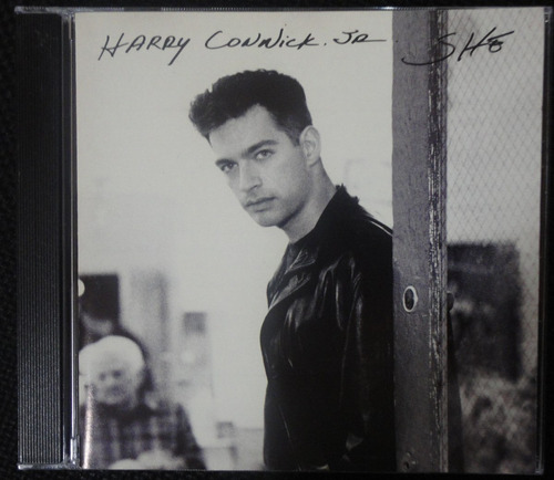 cd harry connick jr - she - usado