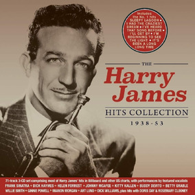 Cd : Harry James - Hits Collection 1938-53 (cd)