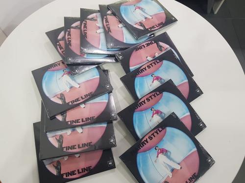 cd harry styles - fine line - digipack