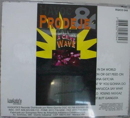 cd  :  havoc  prodeje   -  lacrado  -   frete gratis