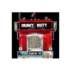 cd heavy duty  xtatik 97 - usa