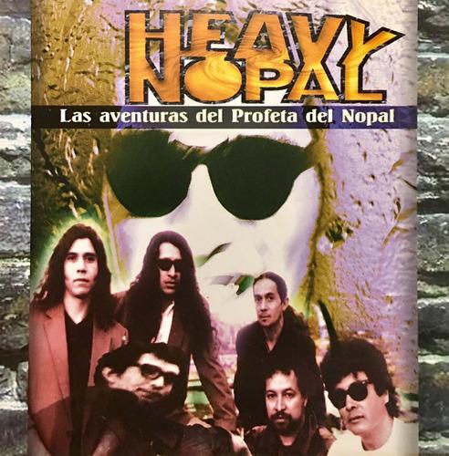 cd heavy nopal las aventuras del profeta del nopal