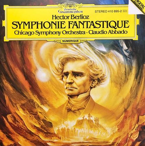 cd hector berliotz symphonie fantastique importado alemania
