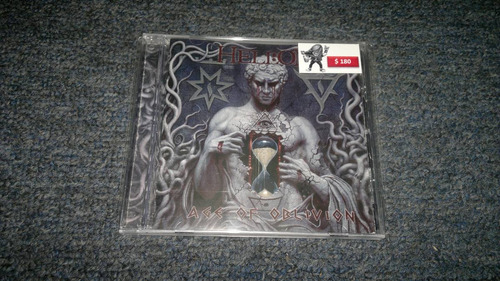 cd heleon age of oblivion importado en formato cd,checalo