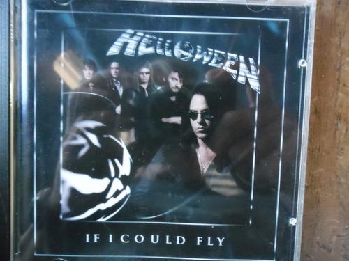 cd  helloween - if i could fly  importado deslacrado