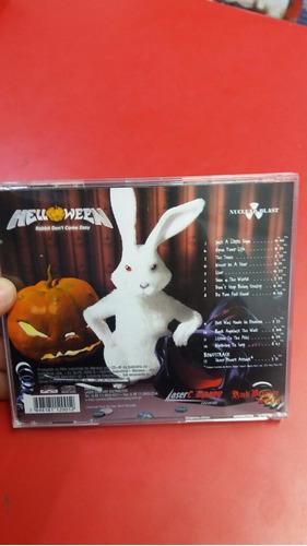 cd helloween rabbit dont come easy