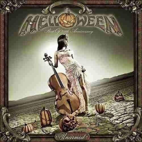 cd helloween unarmed best of 25 th anniversary