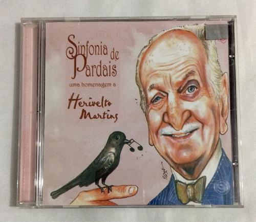 cd herivelto martins sinfonia de pardais (jbn)
