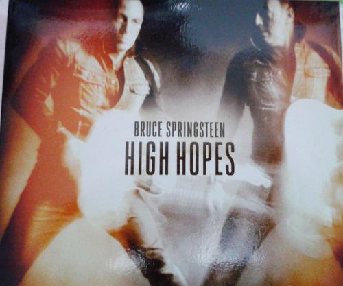 cd high hopes, bruce springsteen