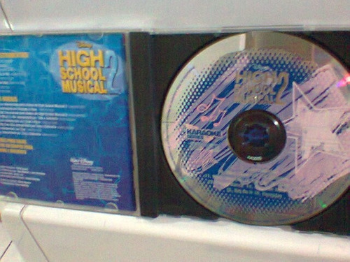 cd high school musical 2  /    2008   (frete grátis)