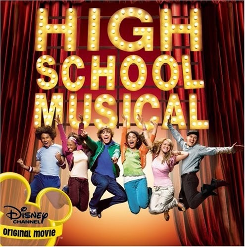 cd - high school musical - soundtrack.