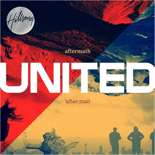 cd hillsong united - aftermath (2011) * lacrado * original
