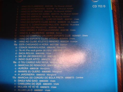 cd - hino dos campeões