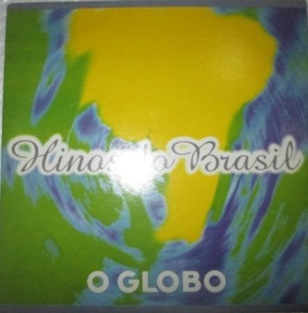 cd hinos do brasil o globo digipack