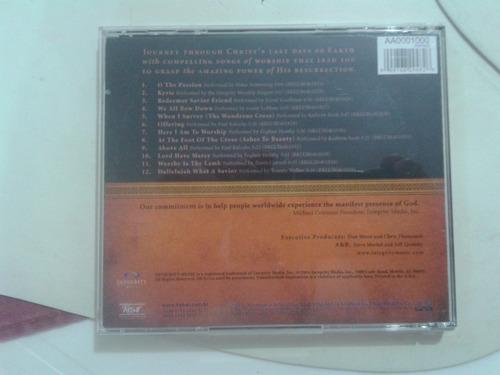 cd his passion a worshipful jorney ja 88 frete grátis