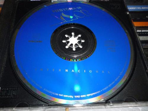 cd história de amor - internacional 1995