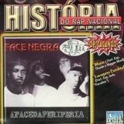 cd - história do rap nacional face negra