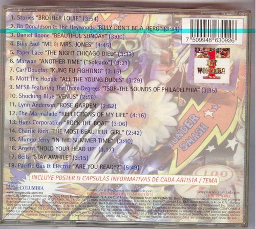 cd  hit wonders 1